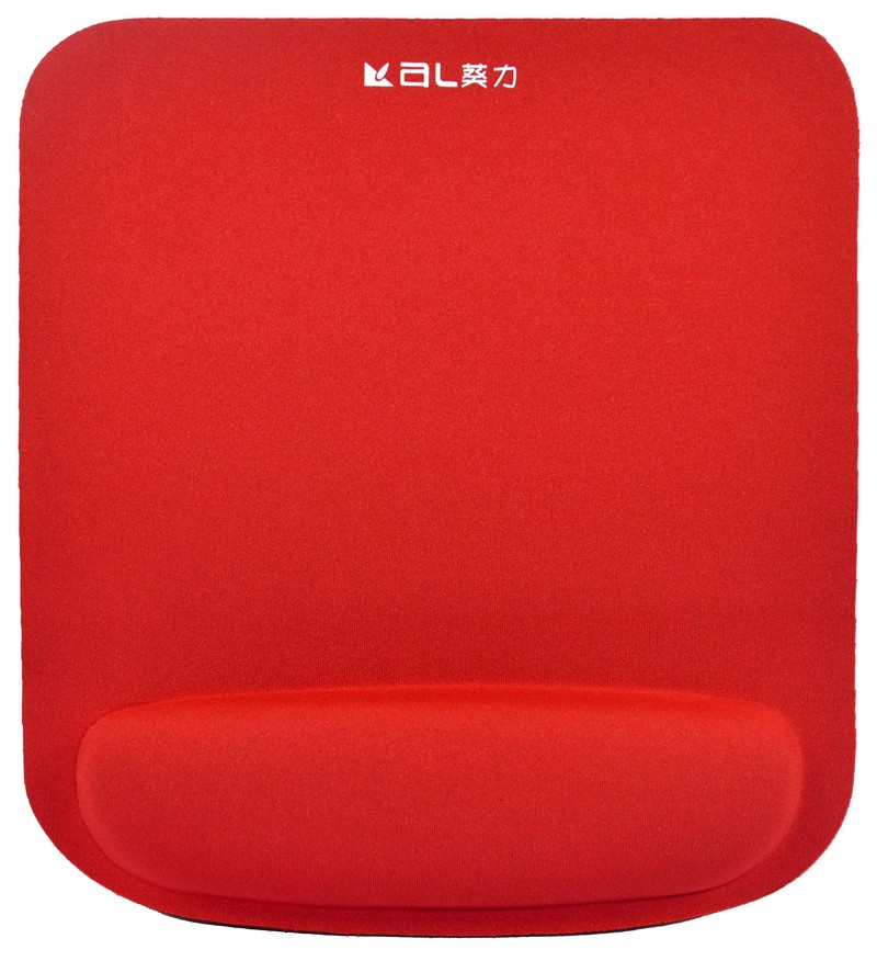 KLH-3093F Memory foam & NR foam wristband mouse pad