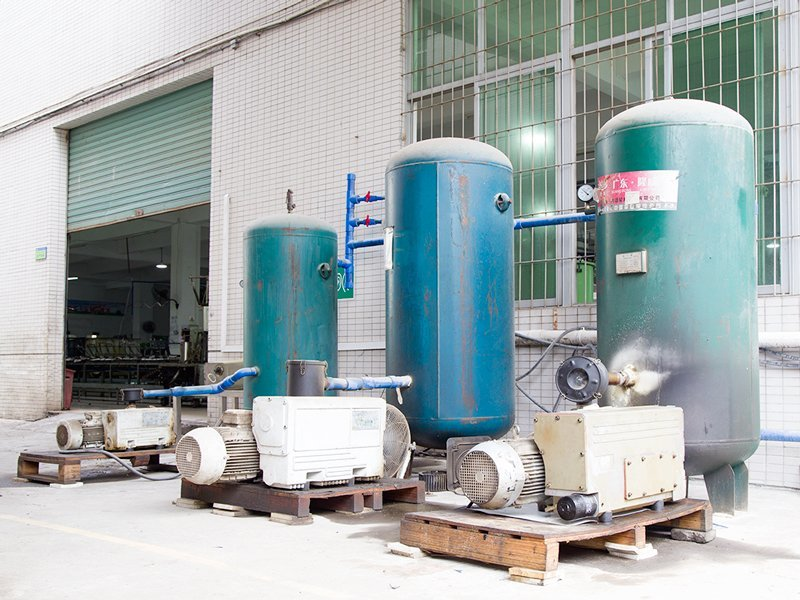 Production Equipment - Air compressor