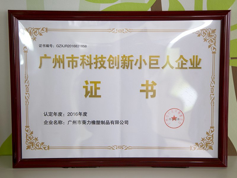 Innovation Certificate