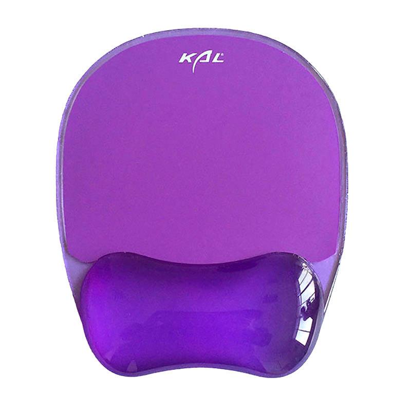 Blue Multi Beach Tropical Theme Wrist Rest Mouse Pad,Self-Adjusting Gel Technique Non-Skid gel Mouse Pad