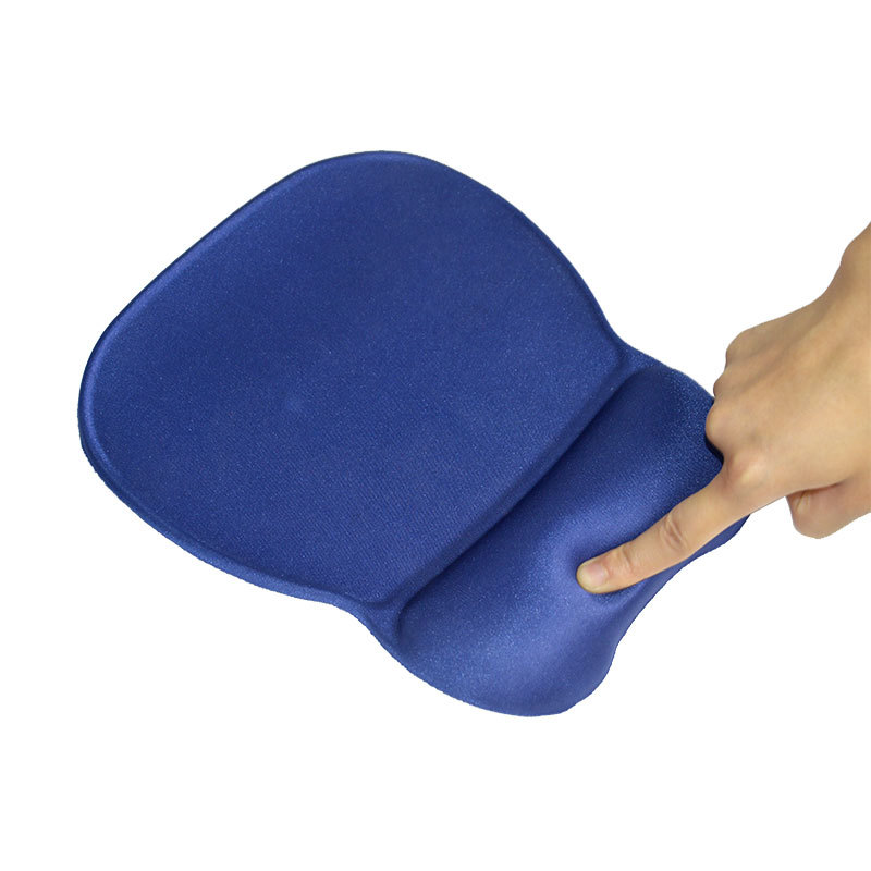 Memory Foam Non Slip Mouse Pad Wrist Rest,Ergonomic Mouse Pad Mat with Wrist Support