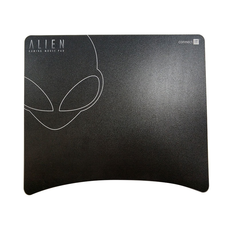 Premium Ultra Slim Hard Plastic Gaming mouse pad,Environmental friendly material mouse pad Anti Slip Backing,Rectangle Mat for Desktops
