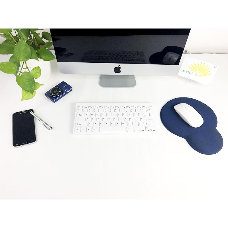KAL  KLH-3012 - Red Tame Dragon -KAL Mousepad with Soft Comfort Silica Gel Wrist Support, Non-Slip PU Base, Smooth Surface Gaming Wri Cloth Gel With Rest image23
