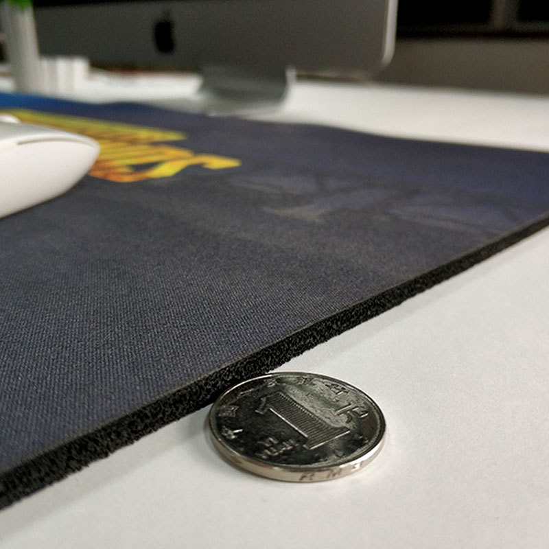 Extended Gaming Mouse Pad-Non-Slip Water-Resistant Rubber Base Cloth Computer Mouse Mat