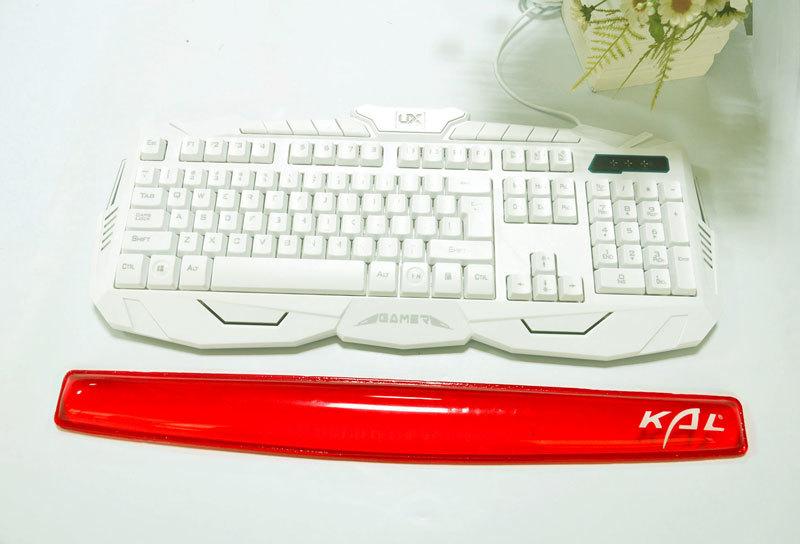 silicone keyboard pad keyboard wrist rest gaming KAL Brand