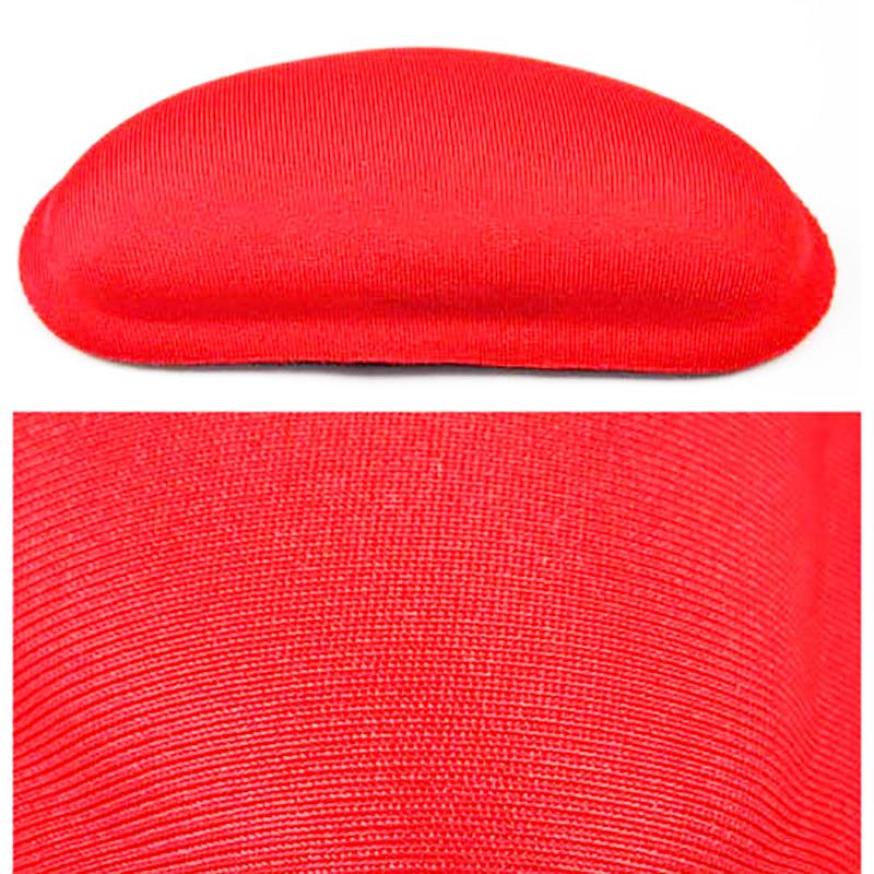 KAL  KAL wrist rest mini soft fluffy cushion black KLW-4002 from CHINA Cloth Gel image1