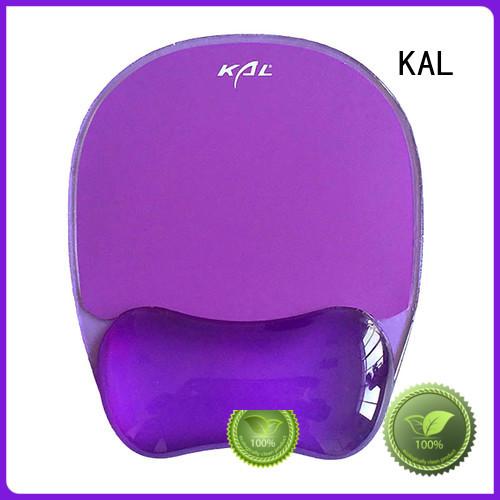 Hot self adjusting Crystal Gel Mouse Pad Wrist Rest support KAL Brand