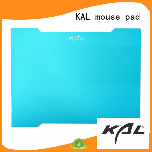 aluminum gaming mouse pad soft KAL Brand aluminum mouse pads