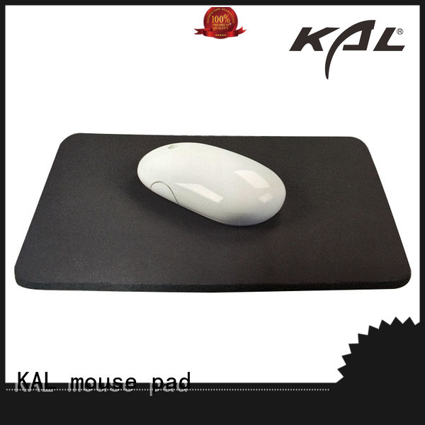 cloth mouse pad compute transparent flat mouse pads KAL Brand