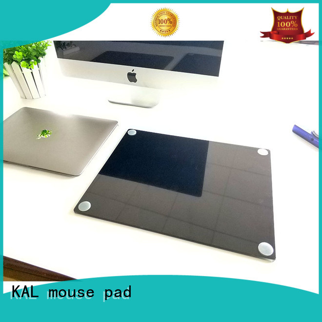 glass mouse mat office Bulk Buy accessory KAL