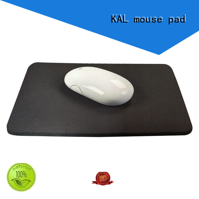kant size KAL Brand rubber mouse pad
