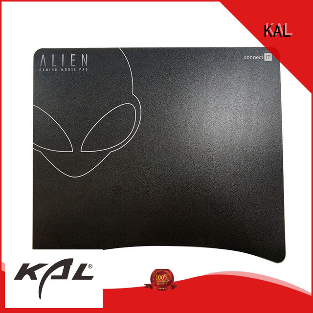 thin mouse mat pu funny Warranty KAL