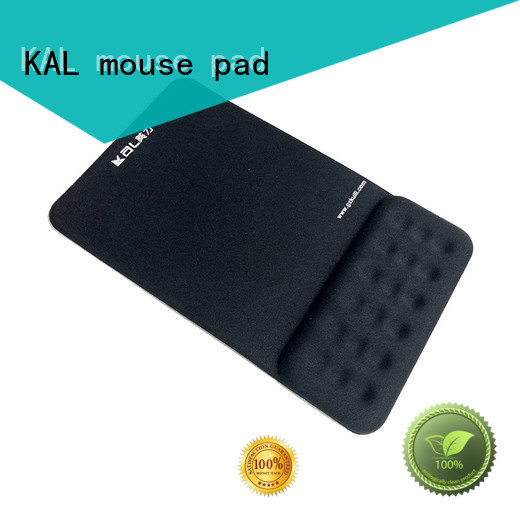 Mouse Wrist Rest Support base soft laptop mouse pad silicone KAL Brand