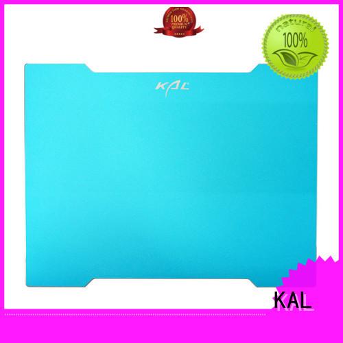 strong sensitivity customized anti-slip aluminum gaming mouse pad KAL manufacture