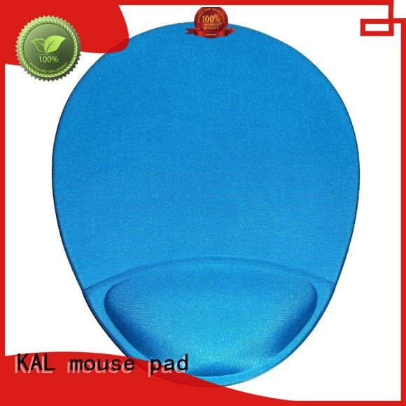 Mouse Wrist Rest Support heartshaped KAL Brand laptop mouse pad
