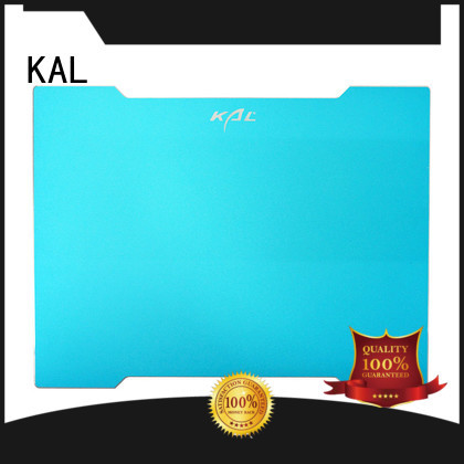 rest pc soft aluminum mouse pads customized KAL Brand