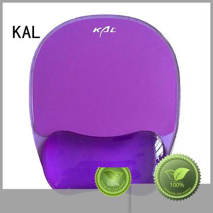 self adjusting slip OEM clear mouse mat KAL