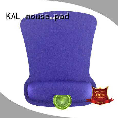Custom memory rest hand rest mouse pad KAL anti-slip