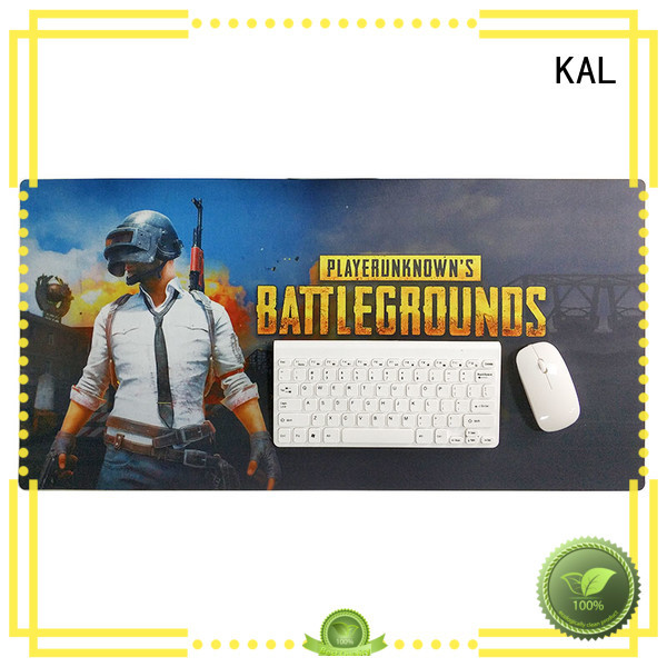 extended water resistant cloth KAL Brand oversized mouse pad factory