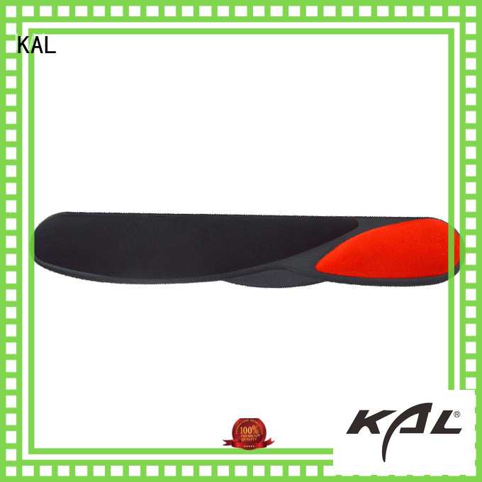Wholesale pu wrist keyboard wrist rest KAL Brand