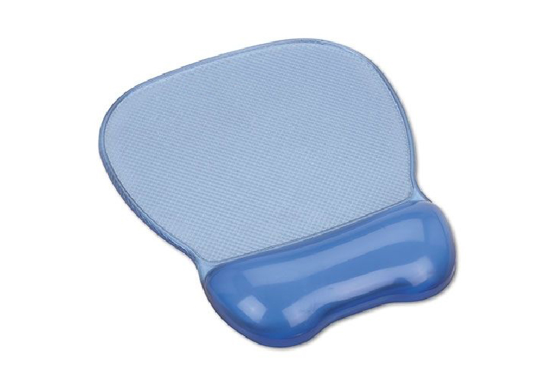 Hot self adjusting clear mouse mat office tropical KAL Brand