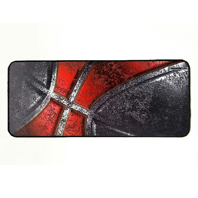 Gaming Mouse Pad XL 700x300mm,3mm Thick Non-Slip Water-Resistant Rubber Base with Stitched Edges for PC Laptop Computer