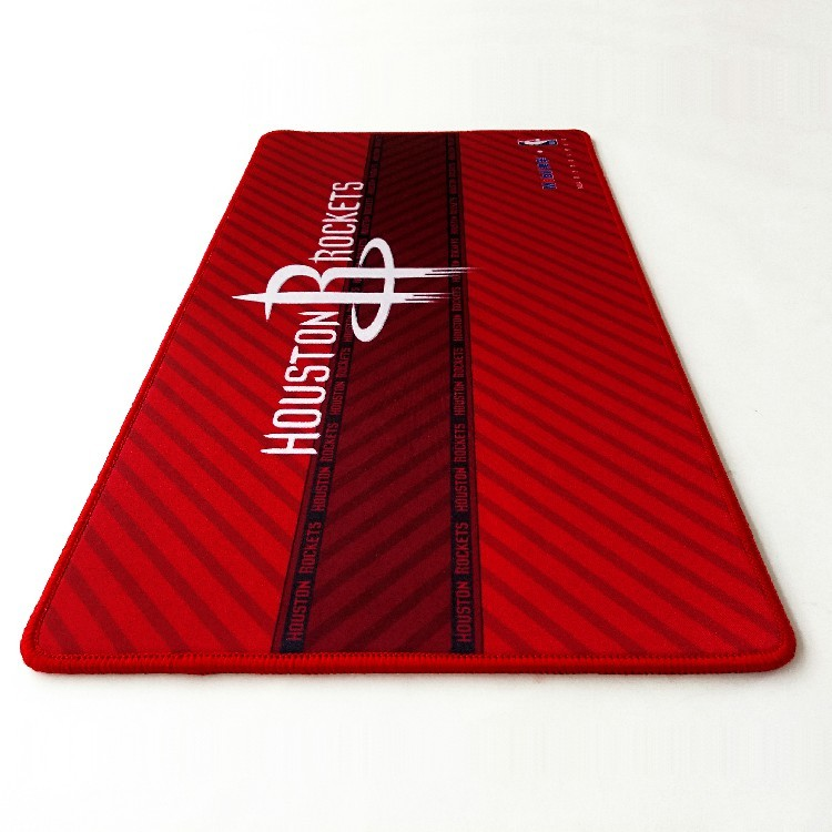 Anti-fray gaming mouse pad, colorful series desk mouse pad set, Kal mouse pad factory