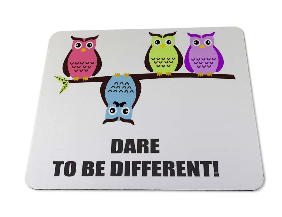 PVC mouse pad, customized pattern printing mouse pad, rubber base mouse pad factory wholesale