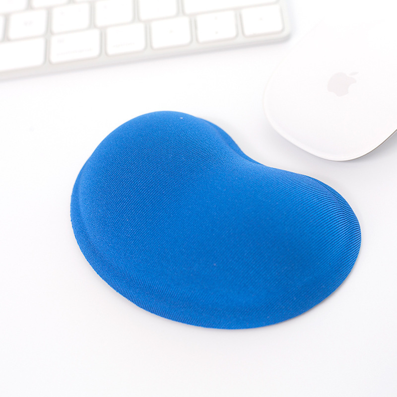 Colorful wrist rest pad, hand pillow for using mouse,gel wrist support pad, beam wrist support