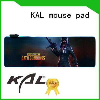 cloth wristband wrist soft gaming mouse mat KAL manufacture