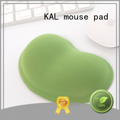 wrist support for mouse use cushion soft rest KAL Brand company
