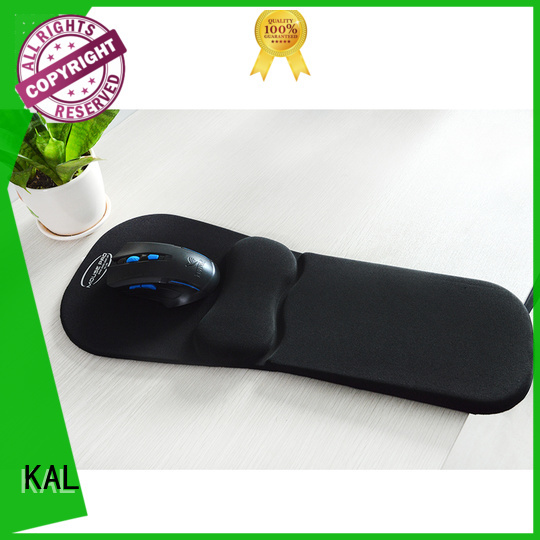 Quality KAL Brand pu gaming gaming mouse pads