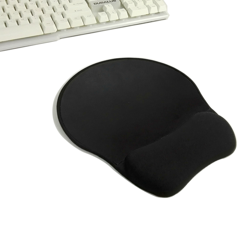 Memory Foam blank Mouse Pad Custom design printing Foldable PU Base OEM Mouse Pad