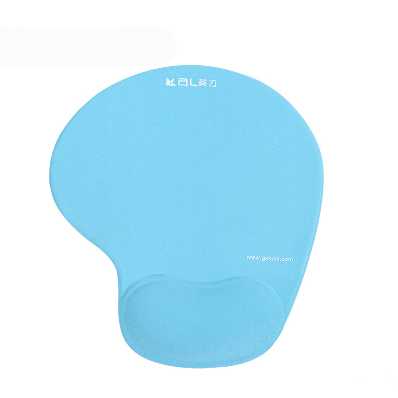 Colorful choice Gel Mouse Pad With Wrist Rest Custom logo Mouse Pad Manufacturer
