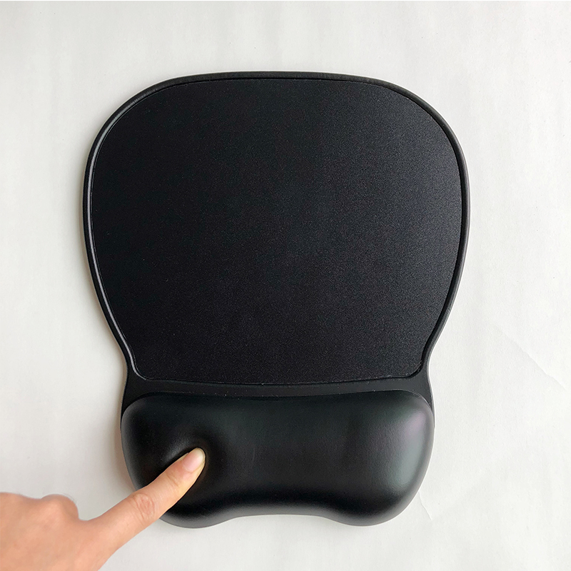 KAL  Leather Gel Mouse Pad With Wrist Rest OEM ODM Mouse Pad Manufacturer New  Products image1