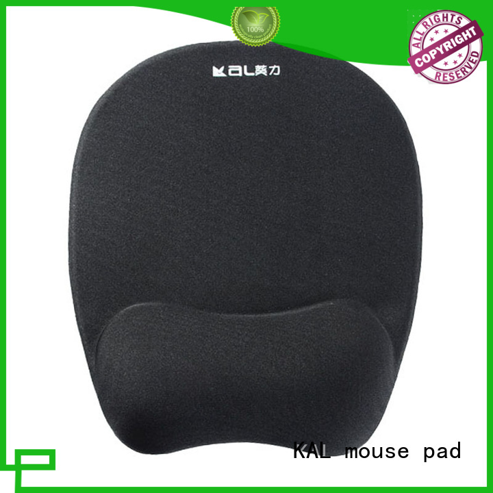 gray silicon laptop mouse pad surface KAL company