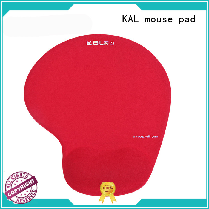 KAL Brand slip silicon pu laptop mouse pad