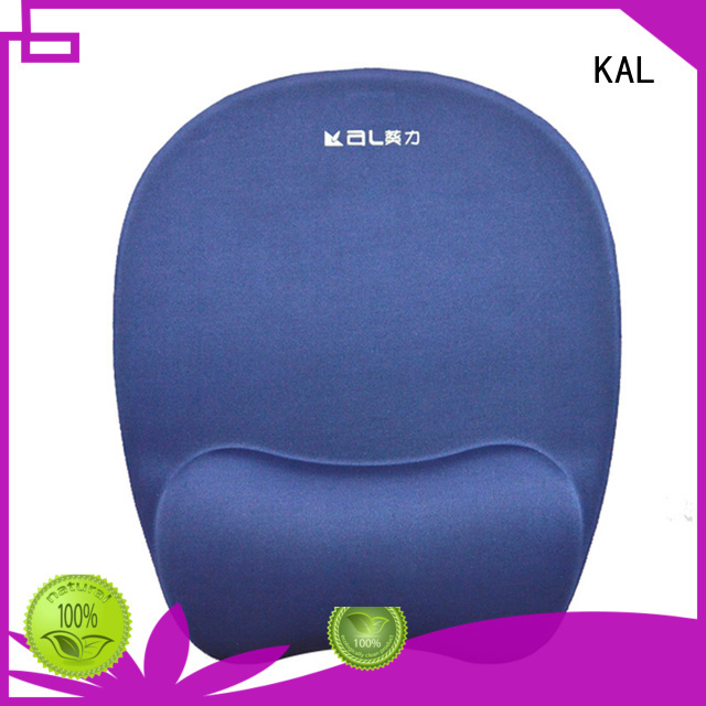 wrist pad non foam mouse pad KAL manufacture