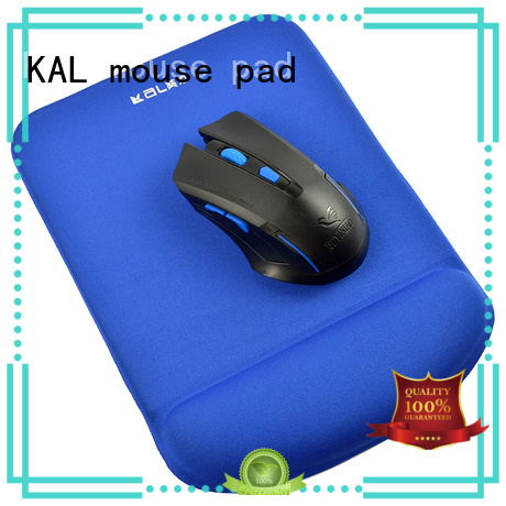 Custom mouse support laptop mouse pad KAL silicone