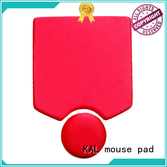 3d great nonslip laptop mouse pad red KAL Brand