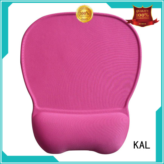 mouse pad KAL Brand foam mouse pad factory