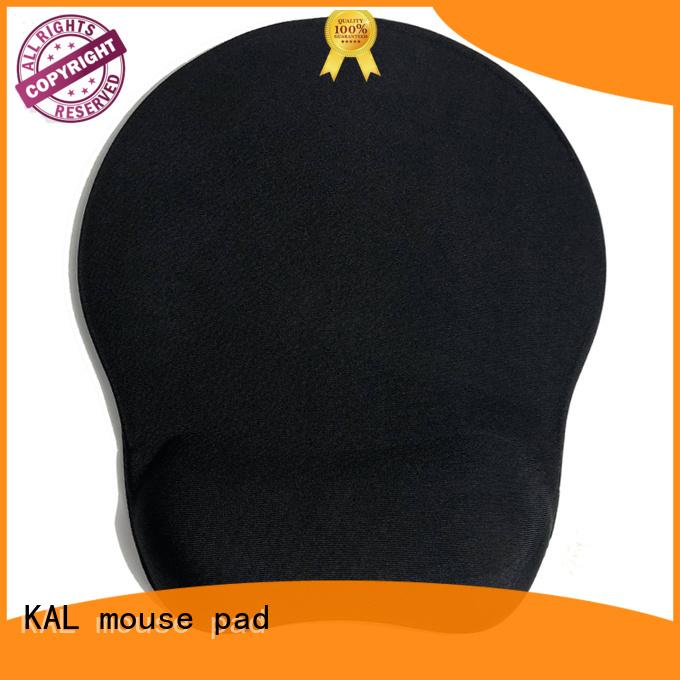 ergonomic mouse rest KAL Brand foam mouse pad factory