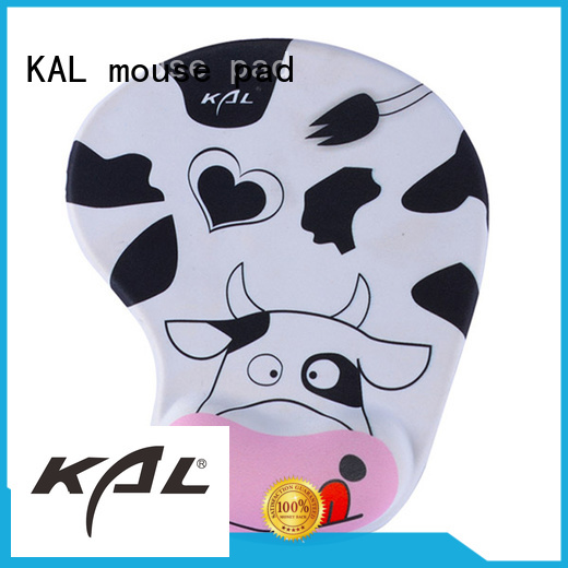 Quality KAL Brand silicon laptop mouse pad