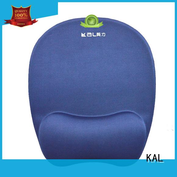 Wholesale non foam mouse pad KAL Brand