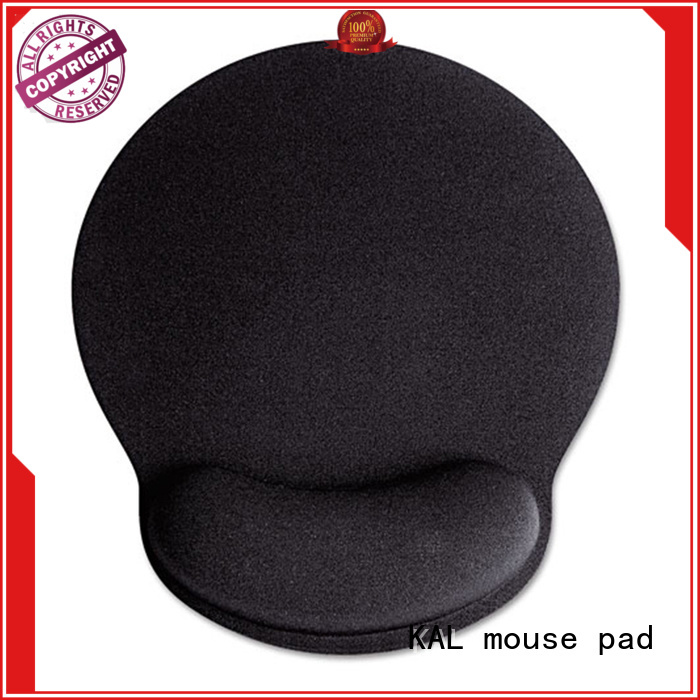 KAL Brand rest memory hand rest mouse pad cushion factory