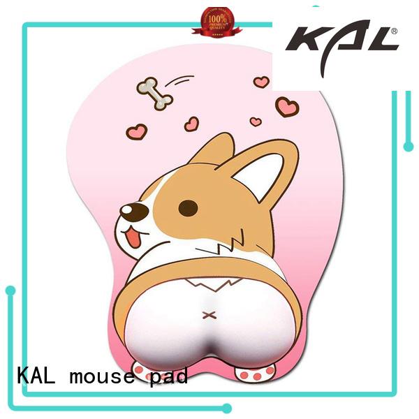 covering dog Mouse Wrist Rest Support KAL Brand