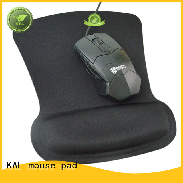 Hot rest foam mouse pad kal KAL Brand