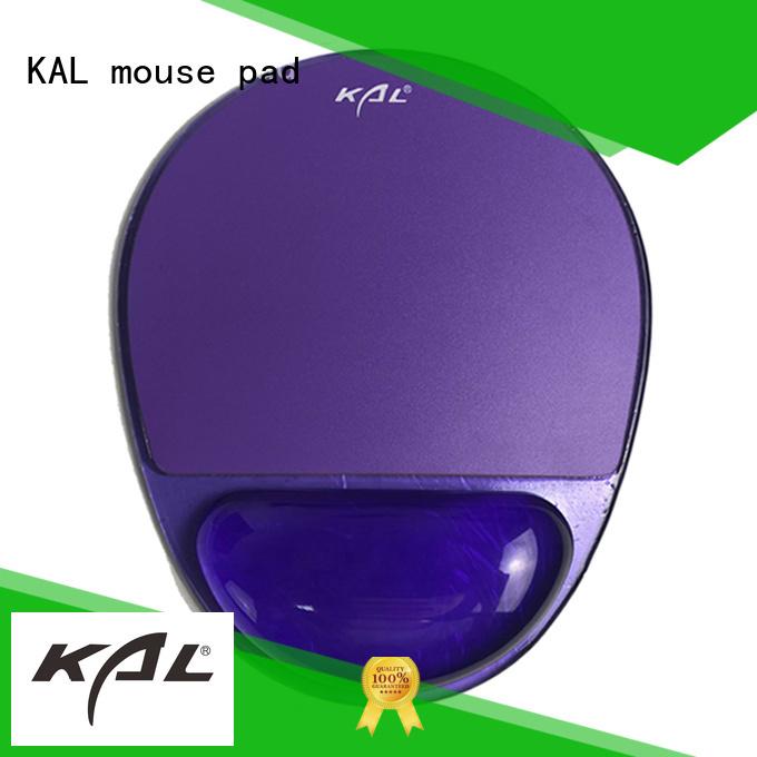 Custom office clear mouse mat wrist KAL